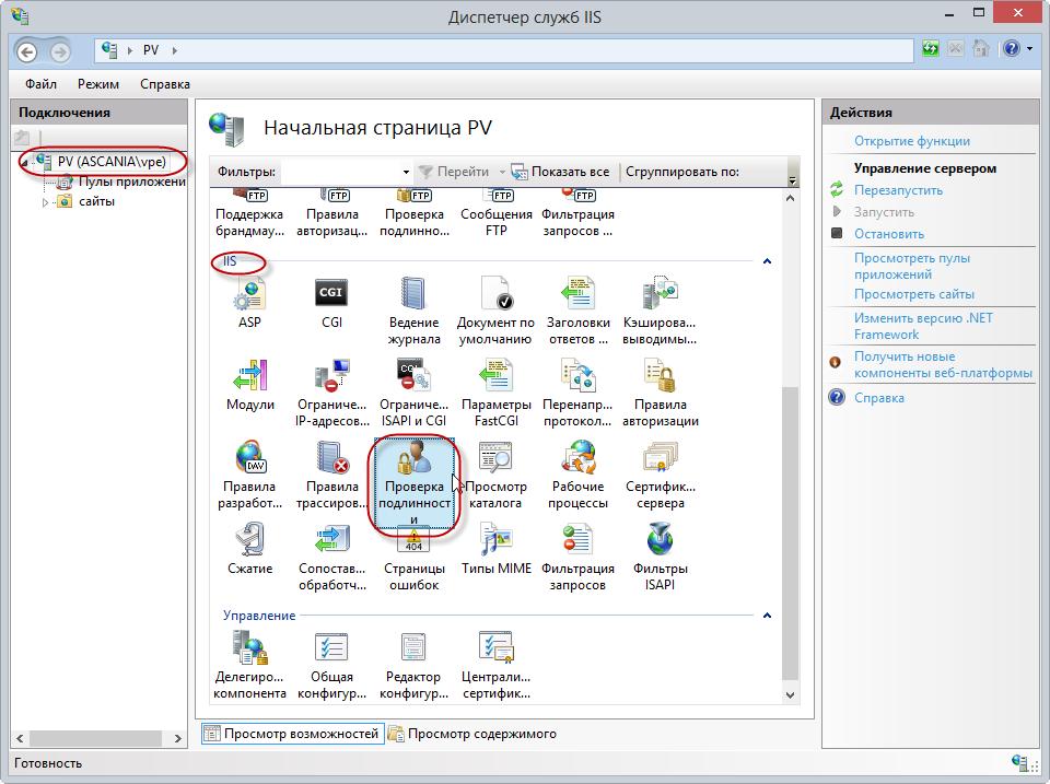1с настройка сервера iis windows server 2008 установка 1с